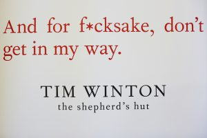 Tim Winton Writers Festival
